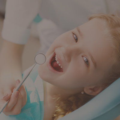 Children dentistry services