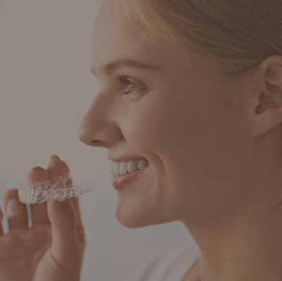 Invisible braces treatments